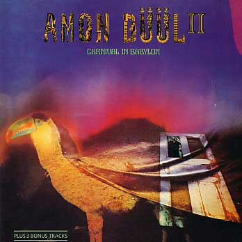Carnival In Babylon LP cover (1972)
