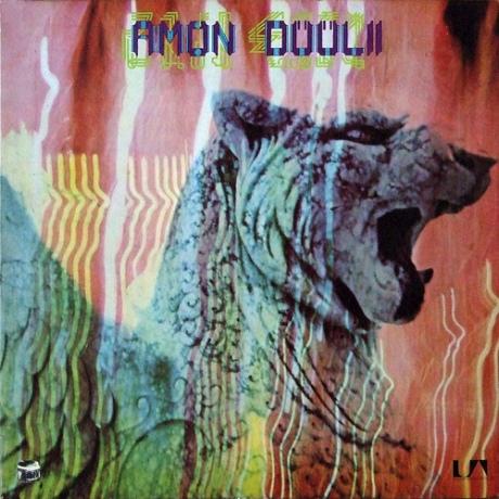 Amon Duul II - 'Wolf City' (1972)