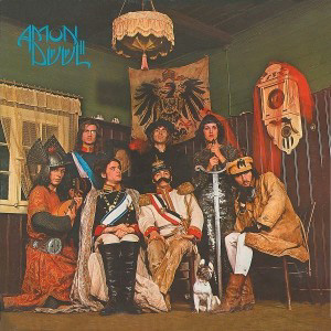 Amon Duul II - 'Made In Germany' 1975, double LP version.