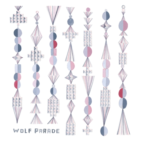 Wolf Parade ATQM LP Cover