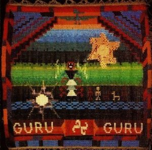 'Guru Guru' the fourth LP from the trio.
