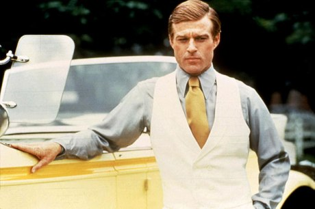 Great Gatsby 2: Robert Redford