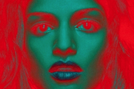 M.I.A. cover detail