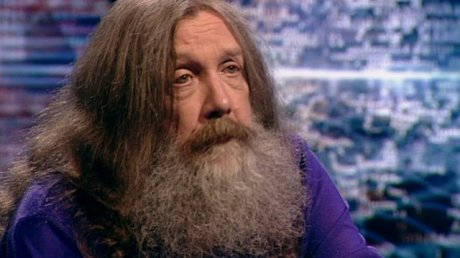 Alan Moore 60th