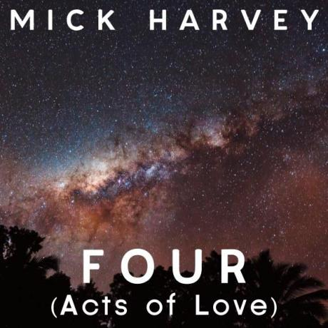 Mick Harvey Four