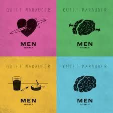 Quiet Marauder MEN LP