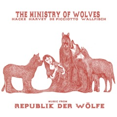 Ministry of Wolves cover artwork