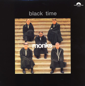 Black Monk Time cover