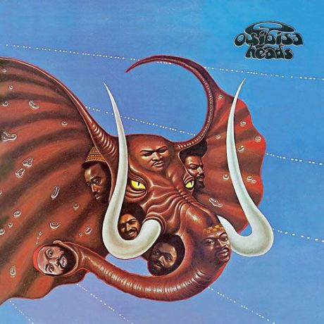 Osibisa 'Heads' LP cover