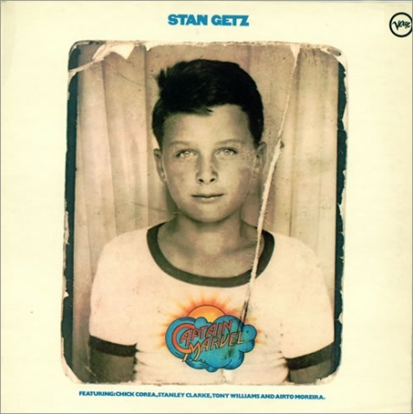 Stan Getz LP cover, choice tracks from Attibassi session