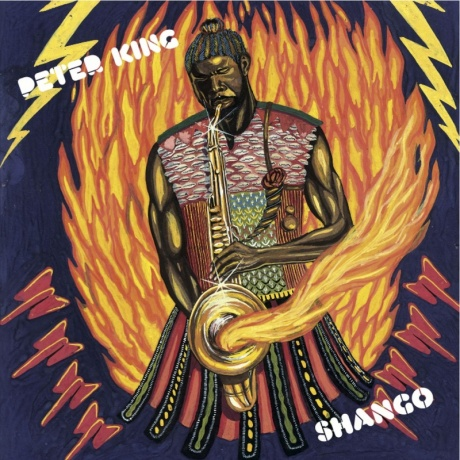 Peter King - Shango LP