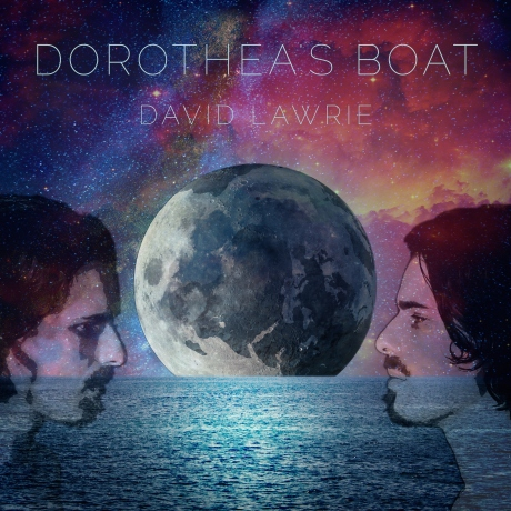 David Lawrie Dorothea's Boat Digital Artwork