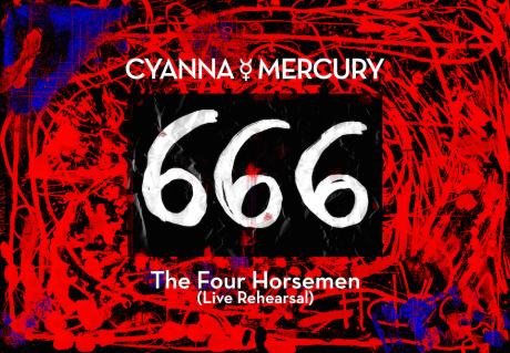 Cyanna Mercury - The Four Horsemen