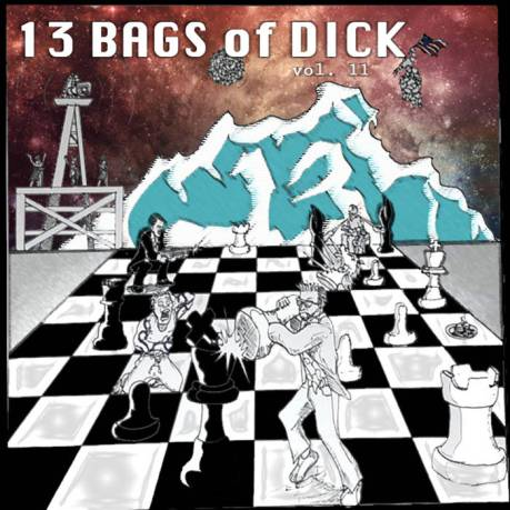13 Bags of Dick - Monolith Cocktail