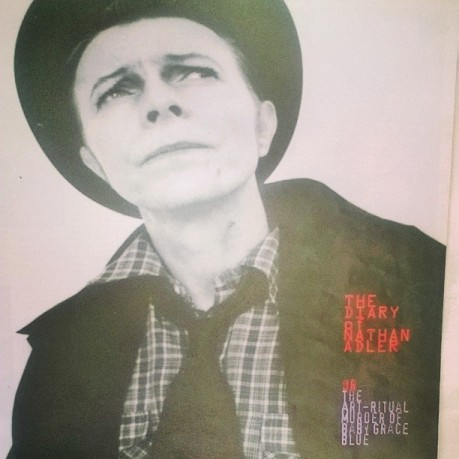 David Bowie a tribute - Monolith Cocktail