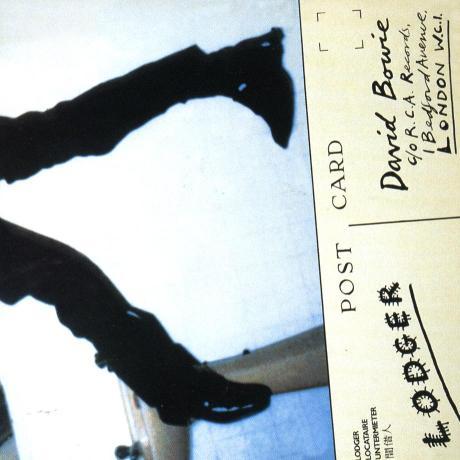 Bowie Lodger
