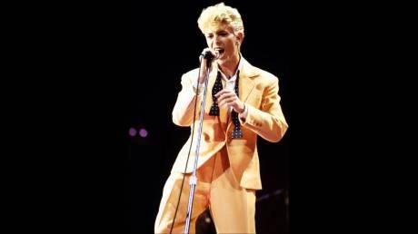 Let's Dance Period Bowie