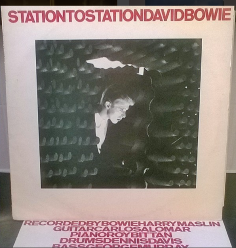 Station To Station Bowie tribute Monolith Cocktail