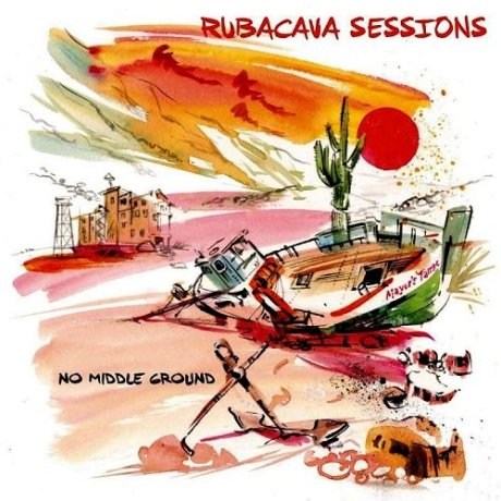 Monolith Cocktail - Rubacava Sessions 'No Middle Ground'