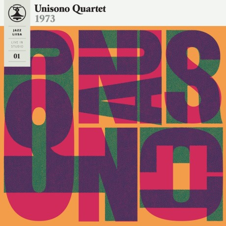 Monolith Cocktail - unisono-quartet-jazz-liisa-1-lp