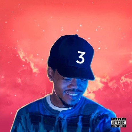 Monolith Cocktail: Rapture & Verse: Matt Oliver: Chance The Rapper