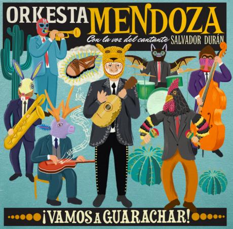 Monolith Cocktail - Orkesta Mendoza