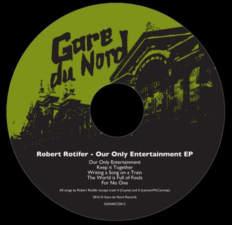 Monolith Cocktail - Robert Rotifer