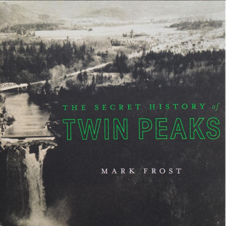 Monolith Cocktail - The Secret History of Twin Peaks Novel