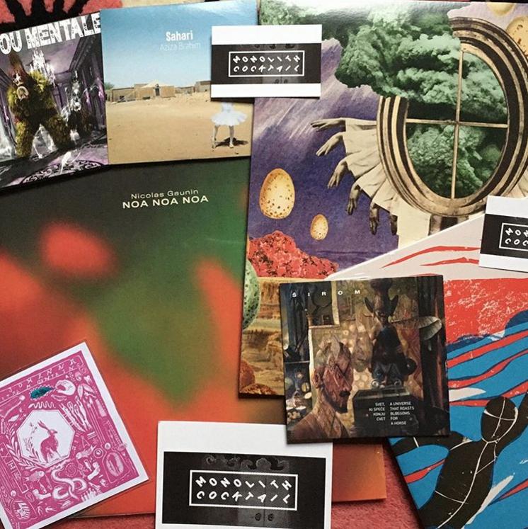 album of 2019 part one - monolith cocktail