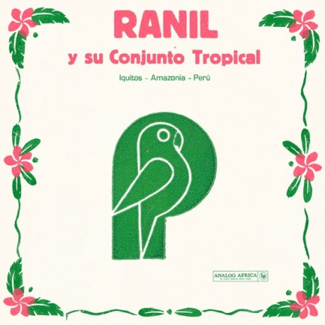 Ranil y su Conjunto Tropical -monolith cocktail
